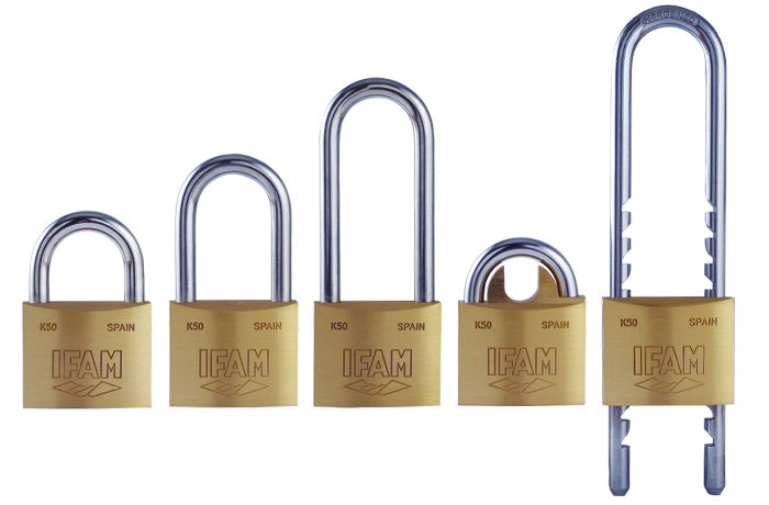 K Series Brass Padlocks Ifam
