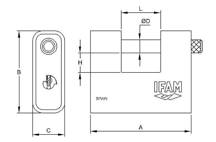 dimensiones-candado-armoured-ifam