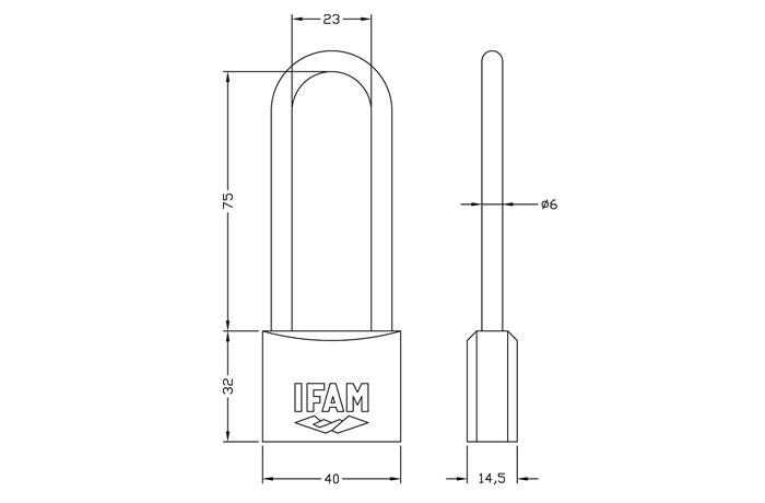 dimensiones-candado-k40ab75-ifam