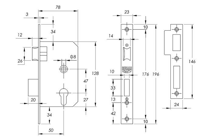 dimensiones-cerradura-w400-ifam
