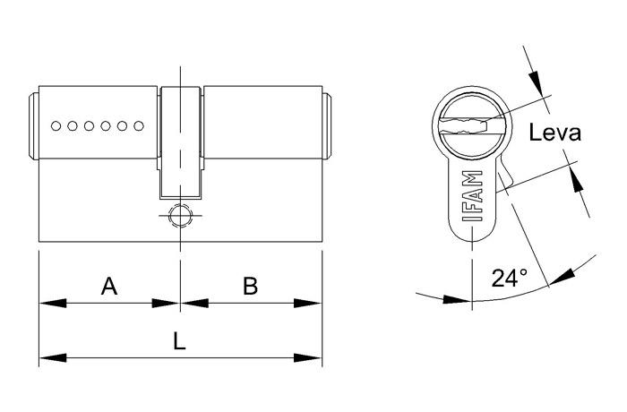 imagen de las medidas de los cilindros wx ifam