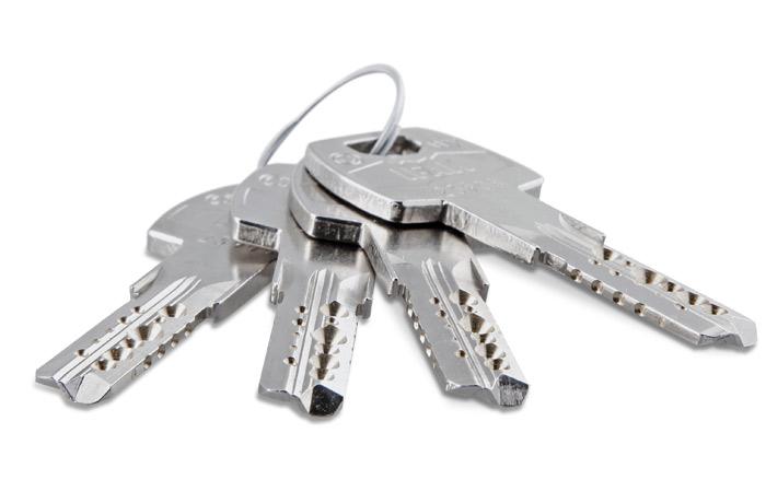 imagen de las llaves de los cilindros wx ifam