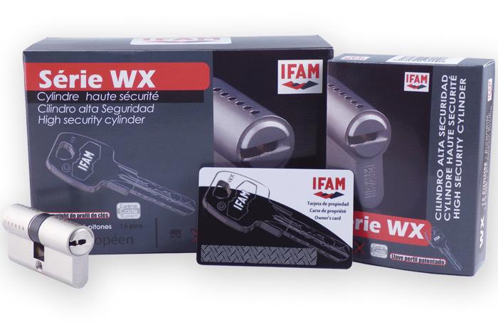 imagen del packaging de los cilindros wx ifam