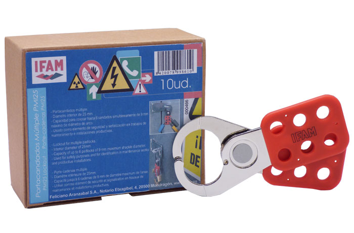 Multi Lock Pmi 25 Safety Hasp Ifam