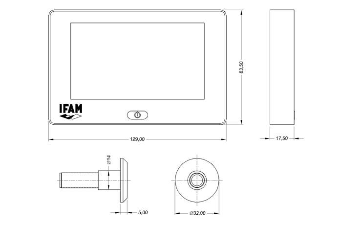 dimensiones-mirilla-electronica-mir43-ifam