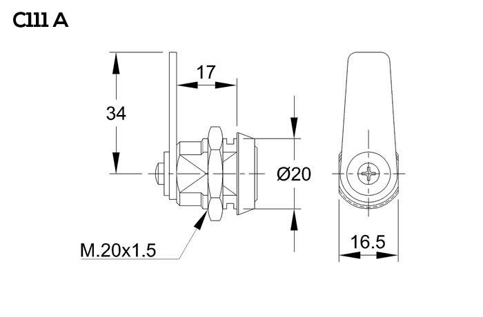 dimensiones-cerradura-de-lengueta-c111a-ifam