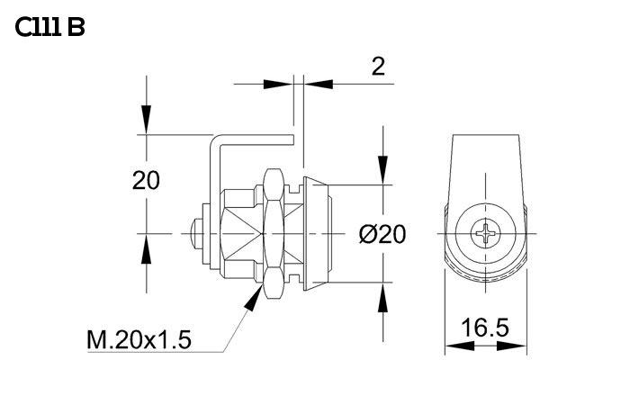 dimensiones-cerradura-de-lengueta-c111b-ifam