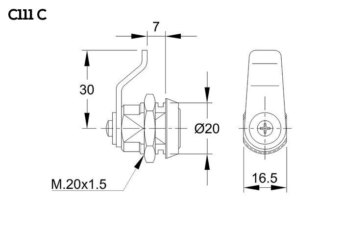 dimensiones-cerradura-de-lengueta-c111c-ifam
