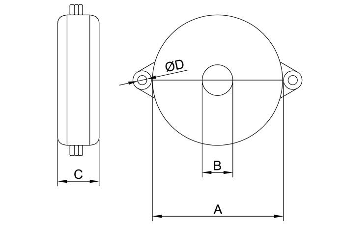 bloqueos-valvulas-compuerta-ifam-dimensiones