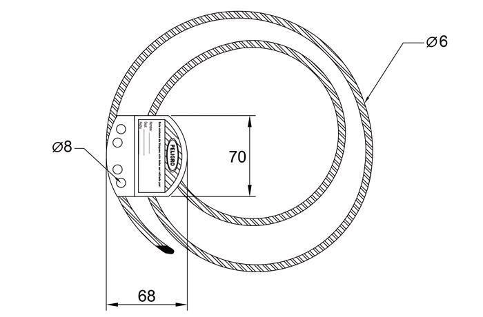 dimensiones-portacandado-multiple-cable-6-ifam