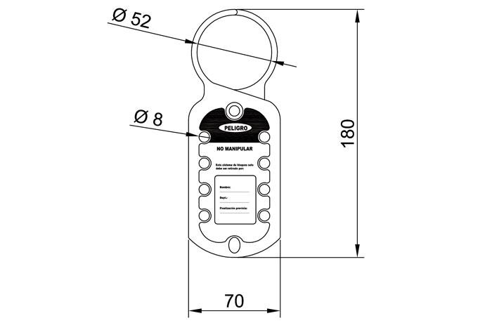 dimensiones-portacandados-multiple-100-aluminio-ifam