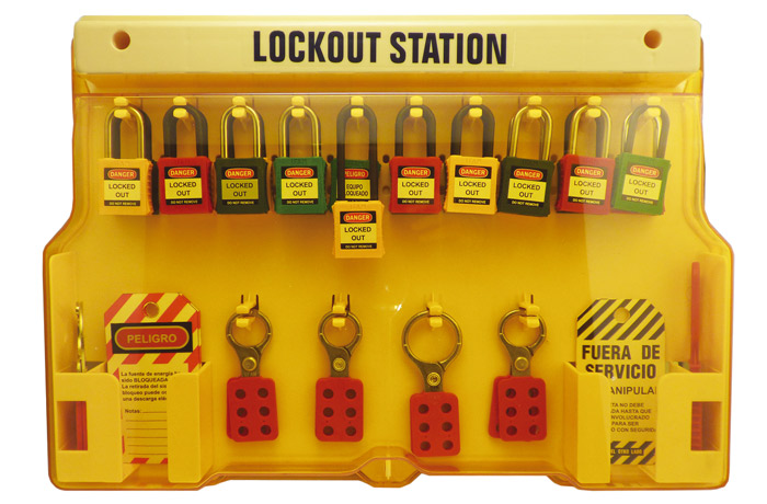 Lockout Stations Ifam