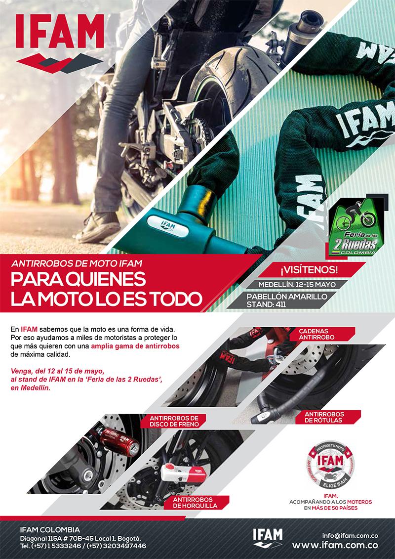 feria 2 ruedas mailing motos