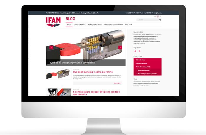 catálago seguridad industrial IFAM