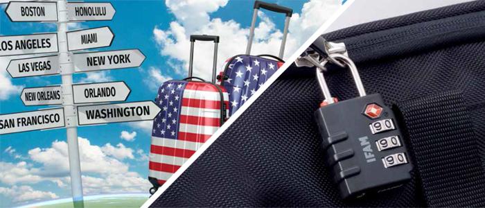 candados tsa para viajes a estados unidos