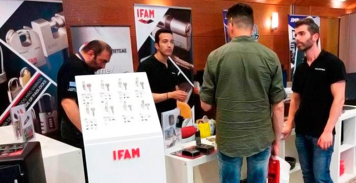 ifam en feria grecia