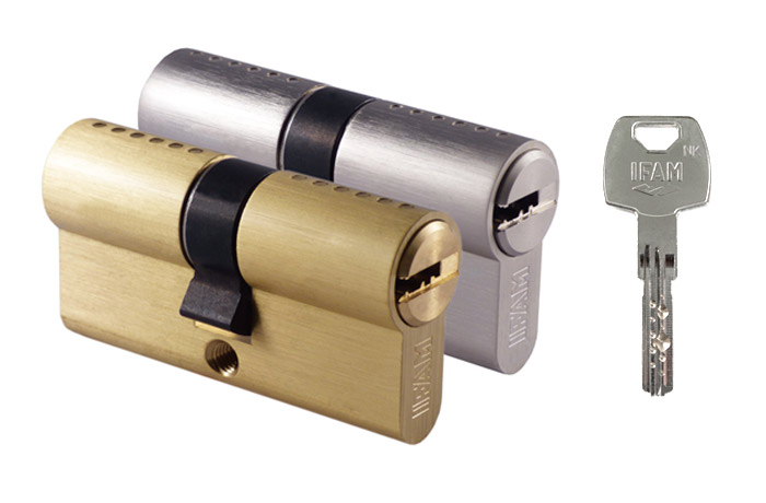 NK1000 Series High Security Cylinder Locks | IFAM