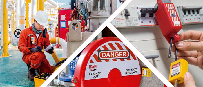 ifam bloqueo y etiquetado LOTO