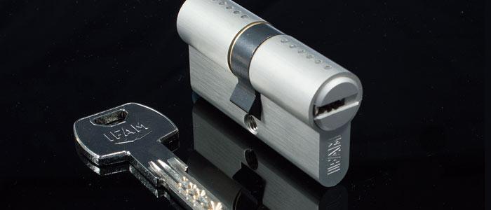 cilindro de alta seguridad NK1000 de IFAM