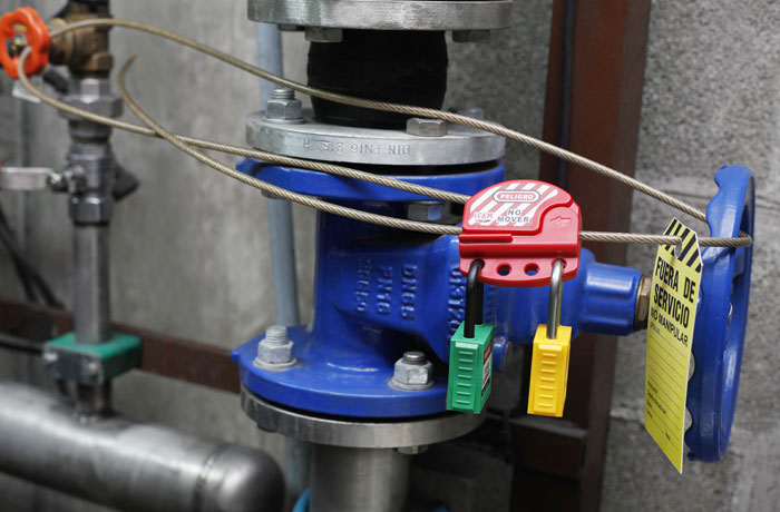Cable Lockout Diameter 6 Ifam
